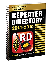 The ARRL Repeater Directory 2014-2015 (Desktop Edition)
