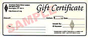 ARRL Gift Certificate -- $50