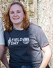 Field Day T-Shirt Women (Evergreen)