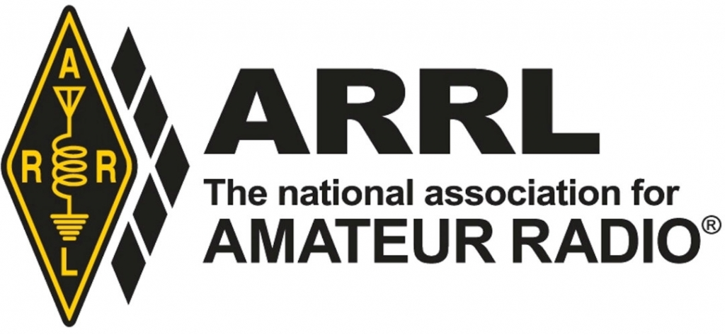 ARRL logo with title.