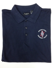 ARES Polo Shirt Navy