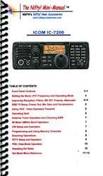Icom IC-7200 Mini-Manual