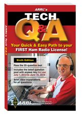 ARRL's Tech Q&A 6th Edition