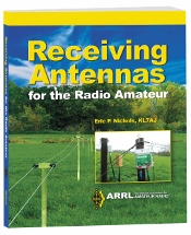 ARRL :: Technical :: Receiving Antennas for the Radio Amateur