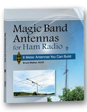 Magic Band Antennas for Ham Radio
