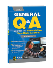 ARRL's General Q&A 6th Edition
