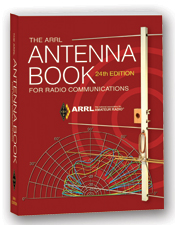ARRL :: Technical :: ARRL Antenna Book (Softcover)