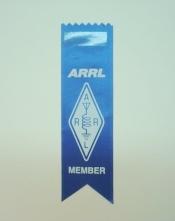 ARRL Member Ribbon (set of 25)