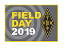 Field Day Pin (2019)