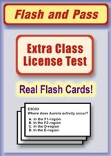 Extra Class Flash Card Set