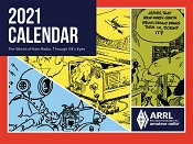 ARRL Calendar 2021