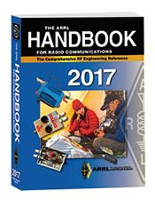 ARRL Handbook (2017 Hardcover Edition)