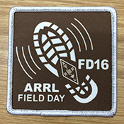 Field Day Patch (2016)