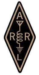 ARRL Diamond Membership Sticker