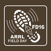 Field Day Sticker (2016)