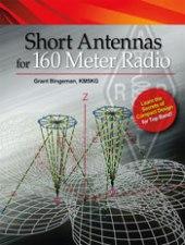 Short Antennas for 160 Meter Radio
