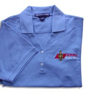 Ladies Blue Polo (Barker Specialty)