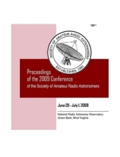 Conference of the Society of Amateur Radio Astronomer 2009