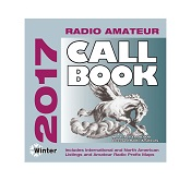 Radio Amateur Callbook CD-ROM (Winter 2017)
