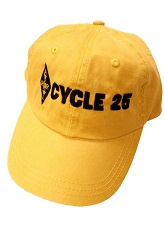 Cycle 25 Hat
