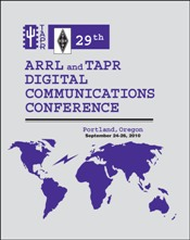 ARRL and TAPR Digital Communications Conference 2010
