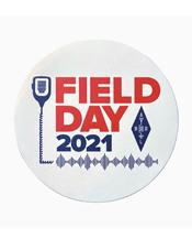 Field Day Sticker