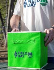 Field Day Storage Bin