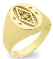 Ladies Signet Ring (Mastercraft Awards)