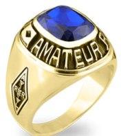 Men's Traditional Ring (Mastercraft Awards)
