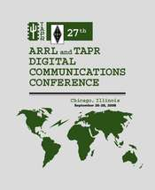 ARRL and TAPR Digital Communications Conference 2008
