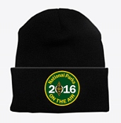 National Parks on the Air Knit Hat