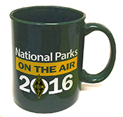 National Parks on the Air Mug