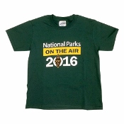 National Parks on the Air Youth T-Shirt