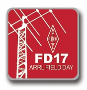 Field Day Patch (2017)