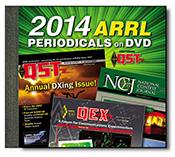 ARRL Periodicals DVD 2014