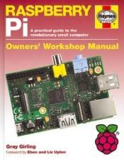 Raspberry Pi Workshop Manual (Haynes)