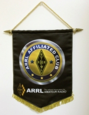 Banner Flag ARRL Affiliated Club