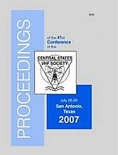Central States VHF Society Conference 2007