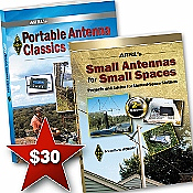 Small Antennas and Portable Antenna Classics