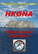 HK0NA Malpelo Island DXpedition (DVD)
