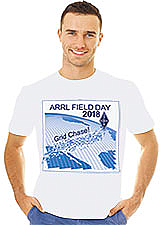 Field Day Shirt White (2018)