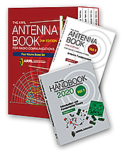 Antenna Book Handbook Multi-Volume Sets