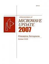 Microwave Update 2007