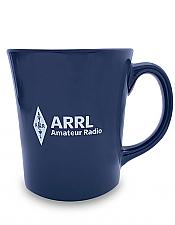 ARRL Cobalt Blue Mug