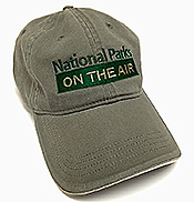 National Parks on the Air Hat