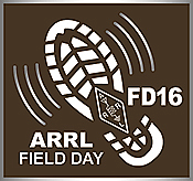 Field Day Pin (2016)