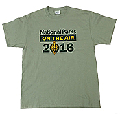 National Parks on the Air T-Shirt