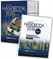ARRL Handbook 2019 (Boxed Set)