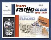 Ham Radio CD-ROM 1968-1976