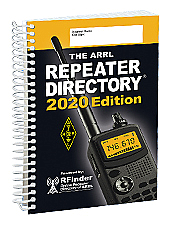 The ARRL Repeater Directory 2020